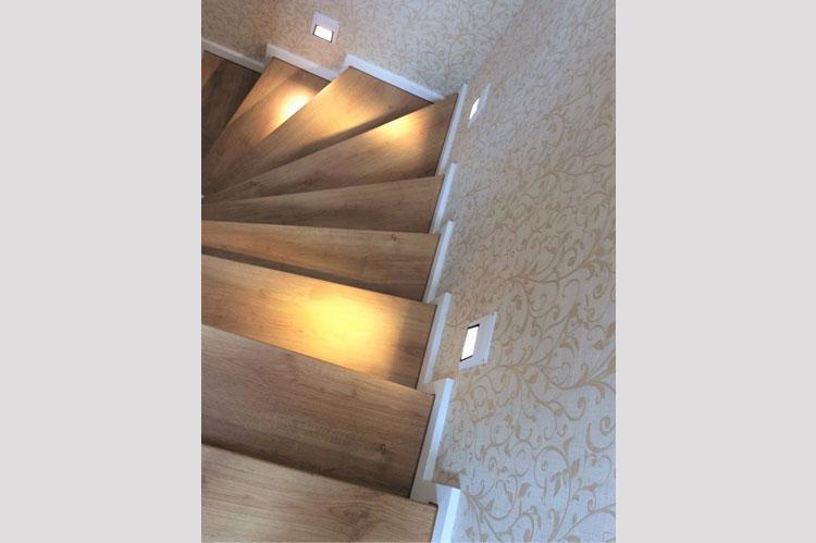 Hotel No 11 stairway