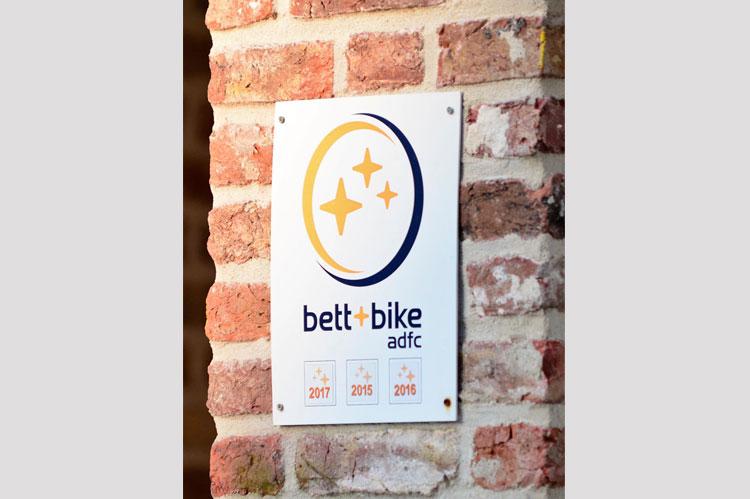 Hotel No 11 Bett and Bike adfc