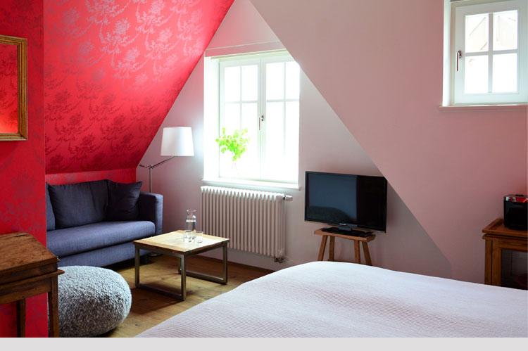 Deluxe room No. 5
